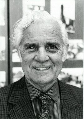 Picture of Jim Hooley taken in 1980